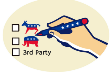 Episode 12: Is Voting for a Third Party a Wasted Vote?
